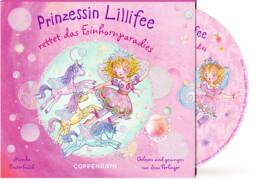 CD Hörbuch: Prinzessin Lillifee rettet das Einhornparadies