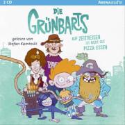 CD Grünbarts 1:Auf Zeitreisen