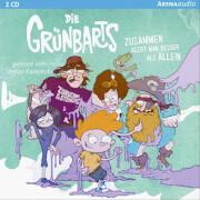 CD Grünbarts 2:Zusammen klebe