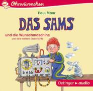 Ohrwürmchen: Das Sams und die Wunschmaschine und eine weitere Geschichte (CD)