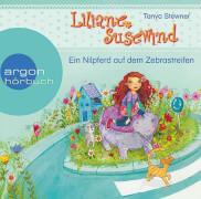 Liliane Susewind: Ein Nilpferd auf dem Zebrastreifen (CD)