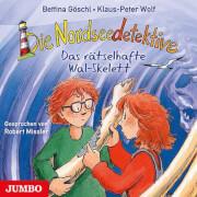 CD Die Nordseedetektive - Das rätselhafte Wal-Skelett, 1 Audio-CD