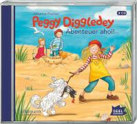 Peggy Diggledey. Abenteuer ahoi! 2CD