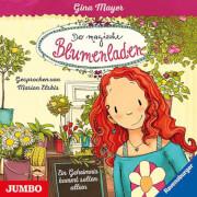 CD Der magische Blumenladen - Ein Geheimnis kommt selten allein, 1 Audio-CD