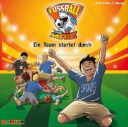 CD Fußball Haie 3:Team starte