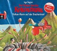 Der kleine Drache Kokosnuss - Band 24: Vulkan-Alarm auf der Dracheninsel (CD)