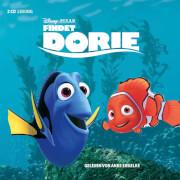 CD Disney Findet Dory CD Das Hörbuch 2CDs