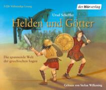 Scheffler U.,Helden und Götter 3CD