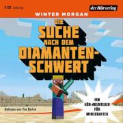 Morgan W.,Minecraft Diamantenschwert 2CD
