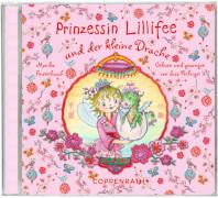 CD Hörbuch: Prinzessin Lillifee und der kleine Drache (Jewel Case)