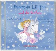CD Hörbuch: Prinzessin Lillifee und das Einhorn (Jewel Case)