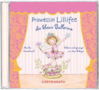 CD Hörbuch: Prinzessin Lillifee die kleine Ballerina (Jewel Case)