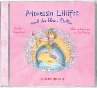 CD Hörbuch: Prinzessin Lillifee und der kleine Delfin (Jewel Case)