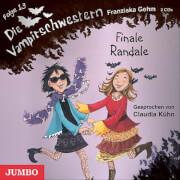 Die Vampirschwestern - Finale Randale, 2 Audio-CDs