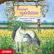 CD Ponyhof Apfelblüte - Sternchen und ein Geheimnis, 1 Audio-CD