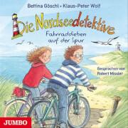 CD Die Nordseedetektive - Fahrraddieben auf der Spur, 1 Audio-CD
