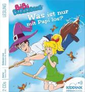 CD Bibi Blocksberg: Was ist nur mit Papi los?