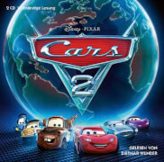CD Cars 2 (Disney) 2CD