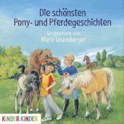 CD D2461Die schönsten Pony- und Pferdegeschichten, 1 Audio-CD