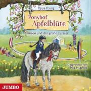 CD Ponyhof Apfelblüte - Samson und das große Turnier, 1 Audio-CD