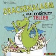 CD Drachenalarm Teller
