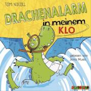 CD Drachenalarm Klo