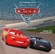 CD Cars 3 (Disney) 2CD