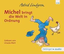 Lindgren, Michel Welt Ordnung 3 CD