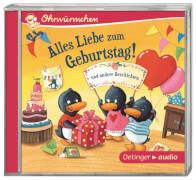 Ohrwürmchen Geburtstag CD