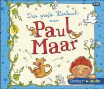 Maar, Das große Hörbuch von Paul Maar 3 CD
