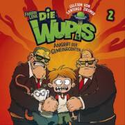CD Wupis 2: Gemeinagenten