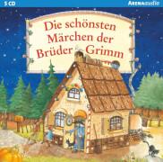 Arena audio  Die schönsten Märchen der Gebrüder Grimm(5CDs)