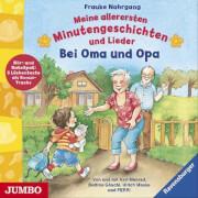 CD Meine allerersten Minutengeschichten und Lieder - Bei Oma und Opa, 1 Audio-CD