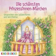 CD Die schönsten Prinzessinnen-Märchen, 1 Audio-CD