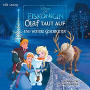 CD Walt Disney Eiskön.: Olaf Hörbuch