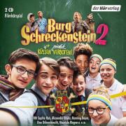 CD Burg Schreckenst.: Film 2