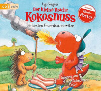Der kleine Drache Kokosnuss: Die besten Feuerdrachenwitze (CD)