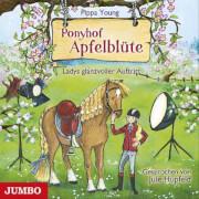 CD Ponyhof Apfelblüte - Ladys glanzvoller Auftritt, 1 Audio-CD