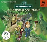 CD Drei Magier Hörb.:Geisterw