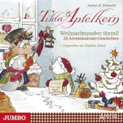 CD Tilda Apfelkern - Weihnachtszauber überall, 1 Audio-CD