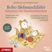 CD Bobo Siebenschläfer bekommt ein Geschwisterchen, 1 Audio-CD