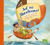 Lindgren u.a., Auf ins Abenteuer CD