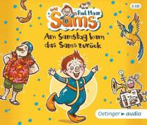 Maar, Samstag kam Sams zurück 3 CD