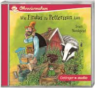 Wie Findus zu Pettersson kam (CD), Kinderhörbuch, 22 Minuten, ab 4 Jahren