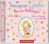CD Hörbuch: Prinzessin Lillifee hat ein Geheimnis