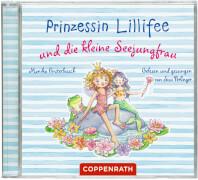 CD Hörbuch: Prinzessin Lillifee und die kleine Seejungfrau