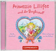 CD Hörbuch: Prinzessin Lillifee und der Bergkristall