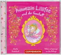 CD Hörbuch: Prinzessin Lillifee und der Feenball