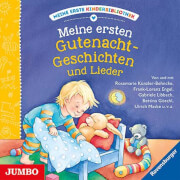CD Meine erste Kinderbibliothek - Meine ersten Gutenach-Geschichten und Lieder, 1 A