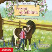 CD Ponyhof Apfelblüte - Lenas mutige Entscheidung, 1 Audio-CD